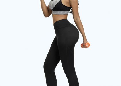 Best Yoga Pants and Thigh Trimmer for Home Workout